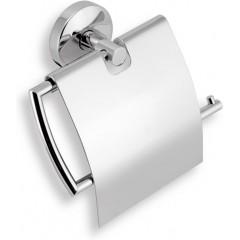 NOVASERVIS - Záves toaletného papiera s krytom Metalia 11 chróm 0138,0