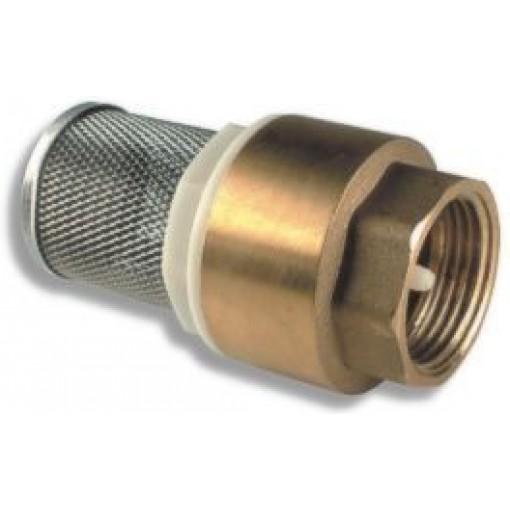 """NOVASERVIS - Zpětná klapka s nerezovým filtrem 1/2"""" JY502/15"""