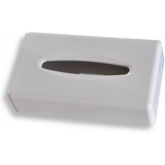 NOVASERVIS - Zásobník na papierové vreckovky, biely 69087,1