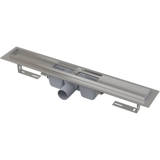 Alcaplast APZ1-550 podlahový žlab výška 85mm kout min. 600mm APZ1-550