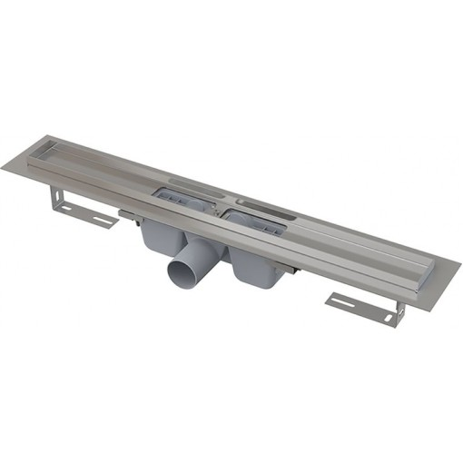 Alcaplast APZ1-950 podlahový žlab výška 85mm kout min. 1000mm APZ1-950