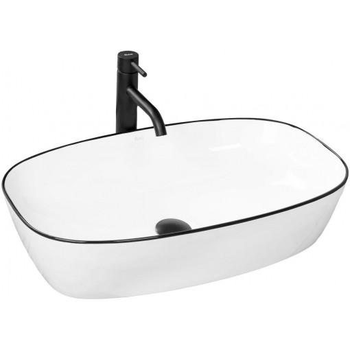 REA - Umývadlo na dosku Jovita (REA-U8606)
