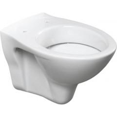 ALCAPLAST Sádromodul - predstenový inštalačný systém s bielym / chróm tlačidlom M1720-1 + WC CERSANIT ARES + SEDADLO AM101/1120 M1720-1 AR1