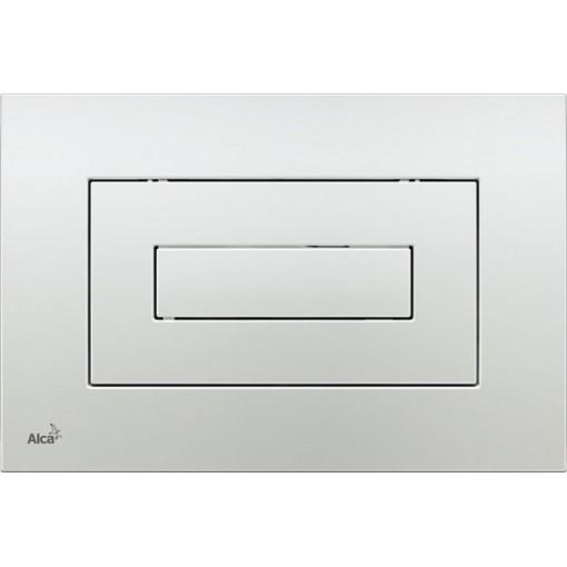 Alcaplast Ovládací tlačítko pro předstěnové y, chrom lesk M471