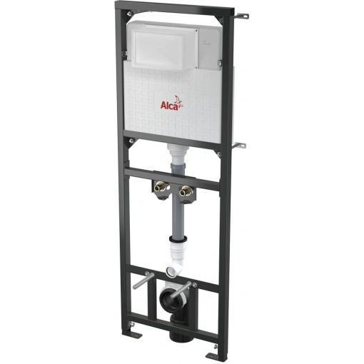 Alcaplast Montážní rám s nádržkou pro výlevku s odpadem DN90/110 A108F/1500 A108F/1500