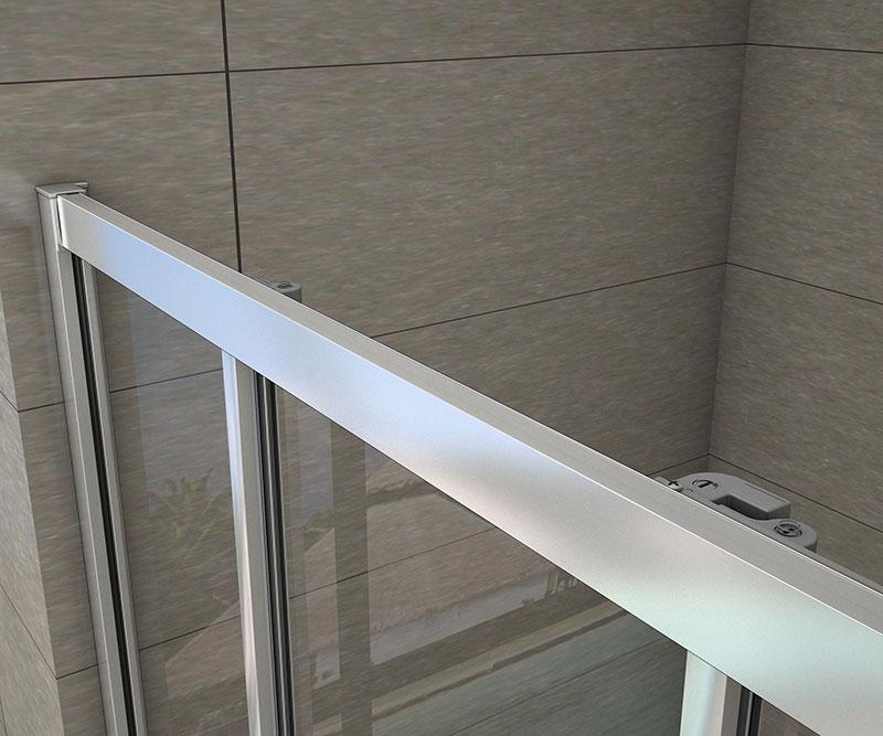 Posuvné sprchové dvere SWELL D3 120, 115,4-120x185cm L/P