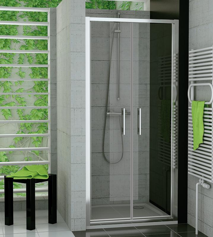 Ako vybrať sprchové dvere? - 12337